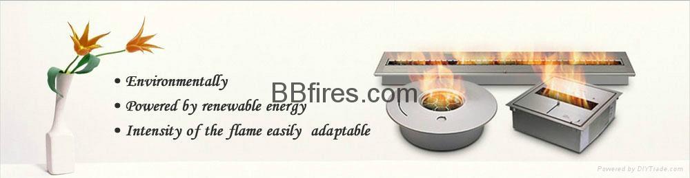 Eco Bio ethanol burner