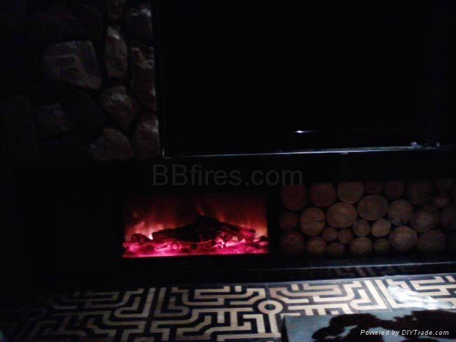 Golf and Country Club fireplace Job