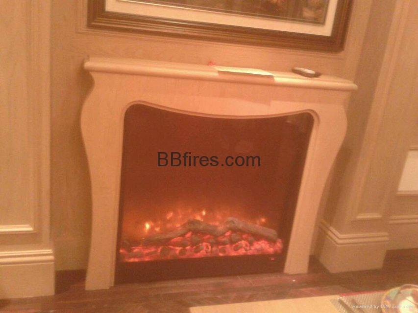 酒店 壁炉案例