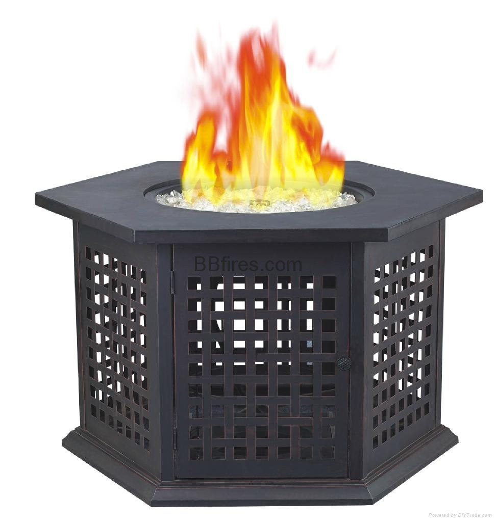 3D及 真火火把酒精壁炉 15