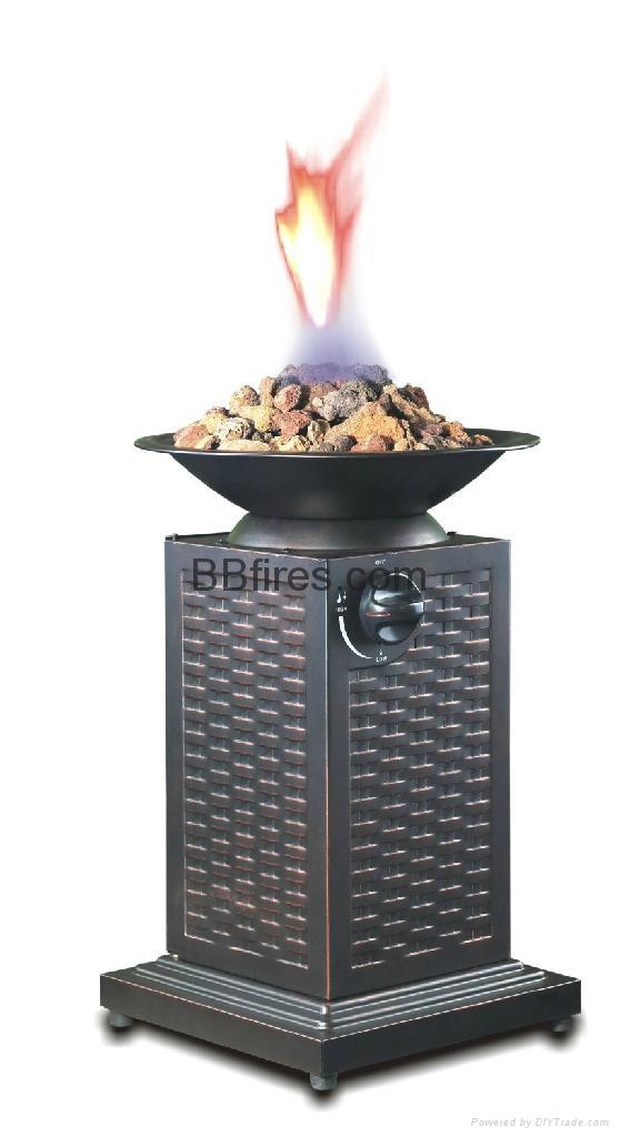 3D及 真火火把酒精壁炉 17