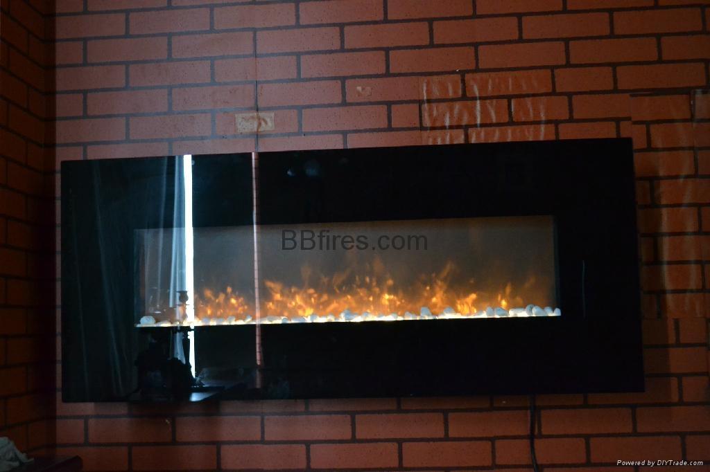 订制规格挂墙壁炉