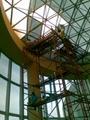 银线湾屋顶防UV隔热膜工程