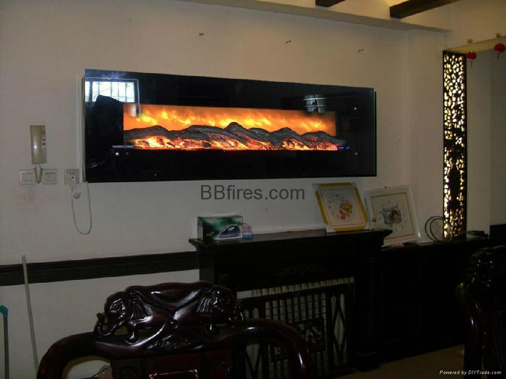 Tailor made fireplace
