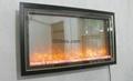 Custom wall fires