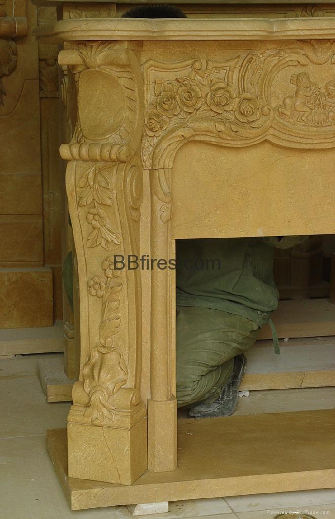 Fireplace-SANDSTONE 17