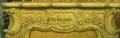 白沙米黄壁炉架和壁炉 11