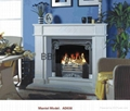 Wooden Fireplace sets