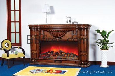(现货)木壁炉及电火炉 9