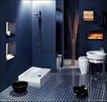 家用浴室采暖电壁炉