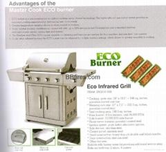環保紅外綫燒烤爐
