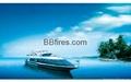 3M Solar control film project in Yacht