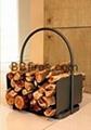 環保裝飾木條及新款壁爐