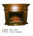木壁炉配套组合