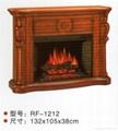 (现货)木壁炉配套组合
