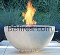 Outdoor bio ethenol fire Bowl