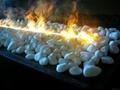 立体3D壁炉(诲沃氏上海家具展厅案例)