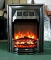 TH135-22ZT1方形洞口 铸铁电壁炉