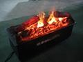 3D电子壁炉出口