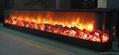 信和大嶼山長沙電子壁爐--兩面觀火案例 15