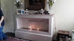 Bio Ethanol intelligent fireplace at Peak Hong Kong