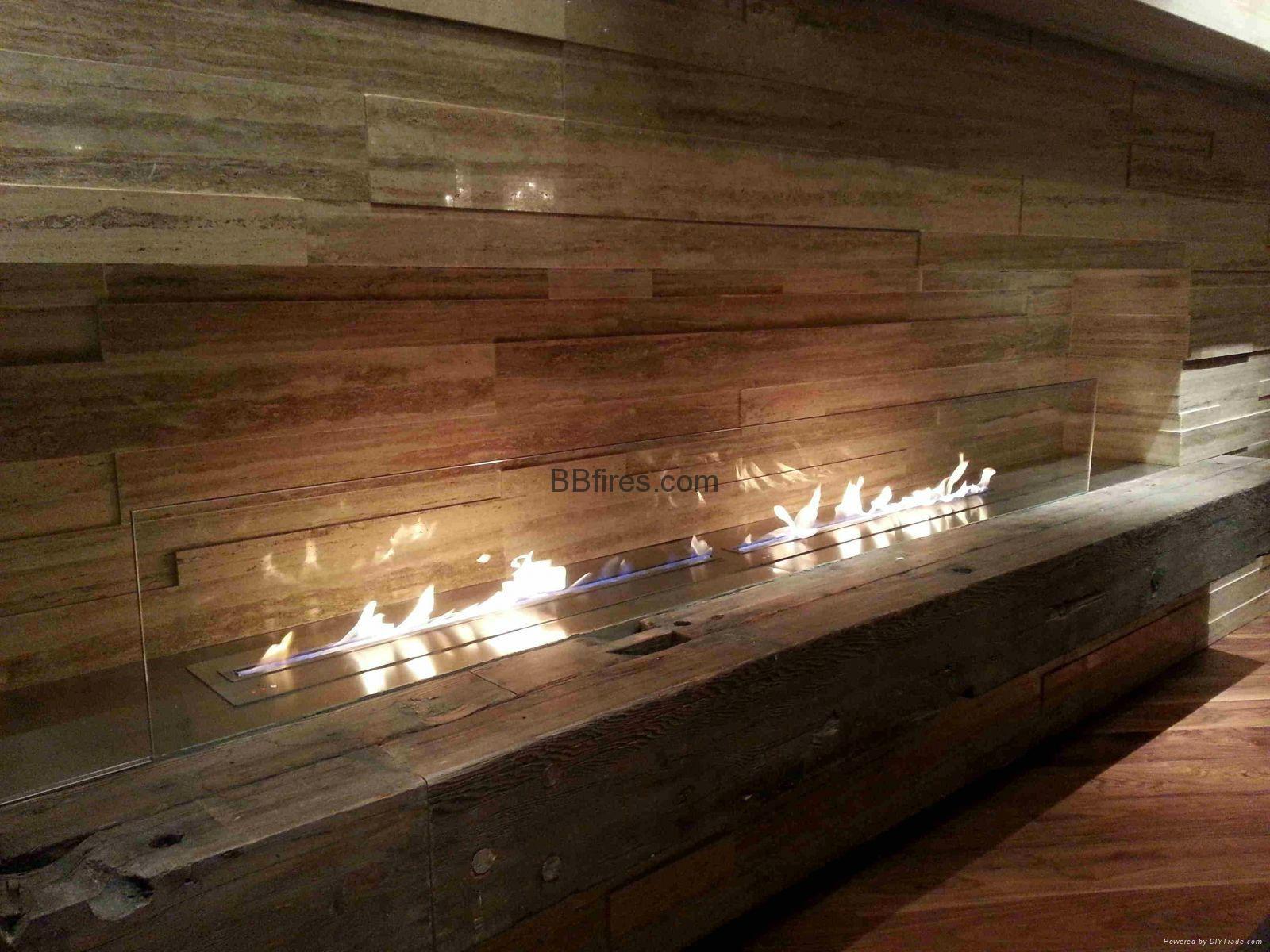 BB bio-ethanol intelligent low heat fireplaces in Star Hotel