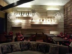 上海麗思卡爾頓酒店 智能酒精壁爐案例