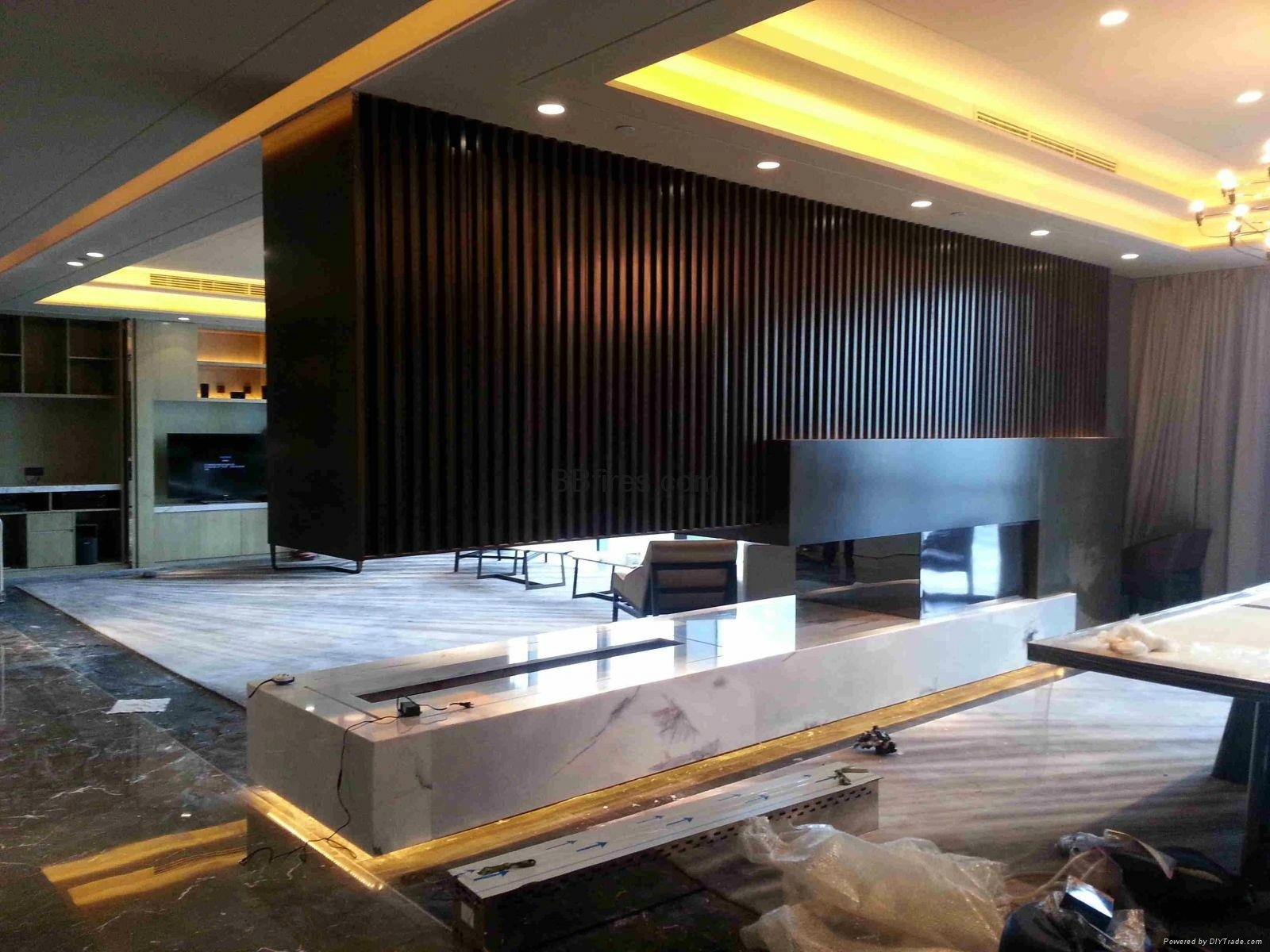 BB bio-ethanol imtelligent fireplaces in Four Season Hotel 3