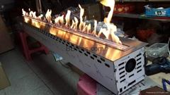 智能酒精壁爐燃燒盒