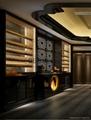 深圳君悦酒店真火的壁炉案例 10