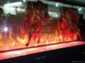 Hong Kong Restaurant electric fireplace Job