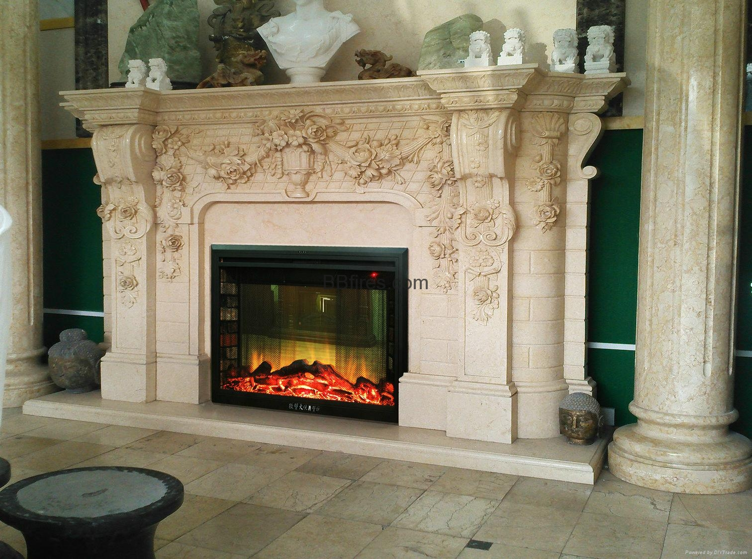 Four Seasons Hotel Macao fireplace project 17