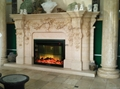Four Seasons Hotel Macao fireplace project