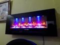 3D 立体挂墙电子壁炉