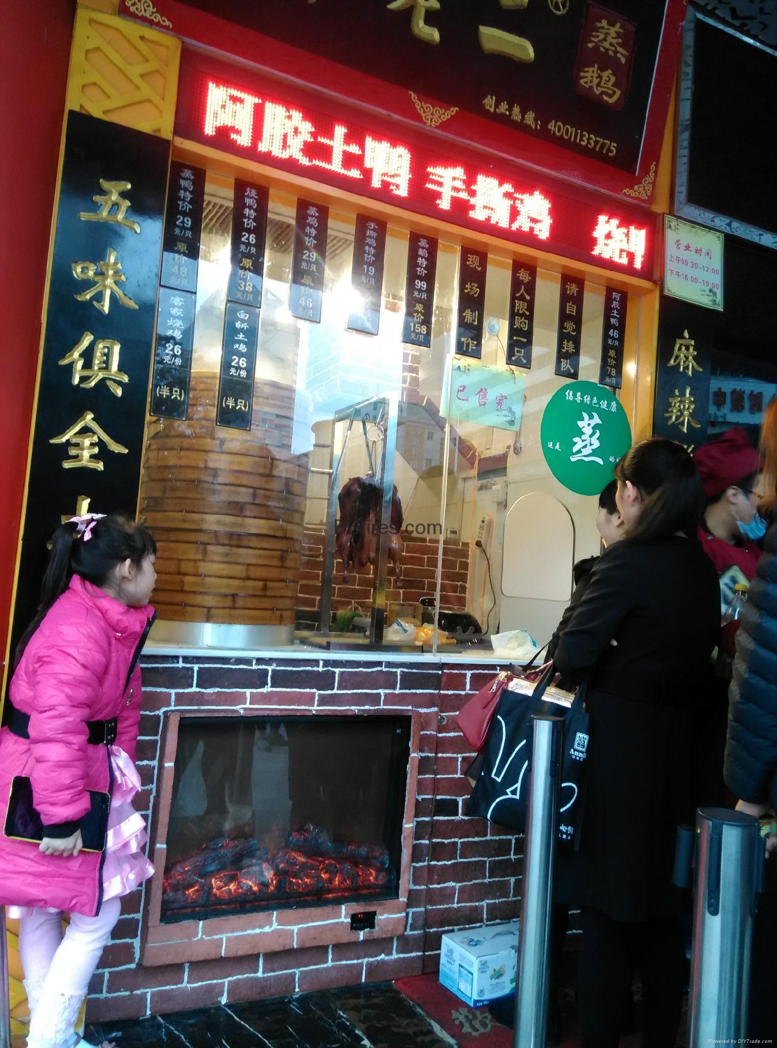 經濟(現貨)壁爐SD系列及九龍塘豪宅案例 9