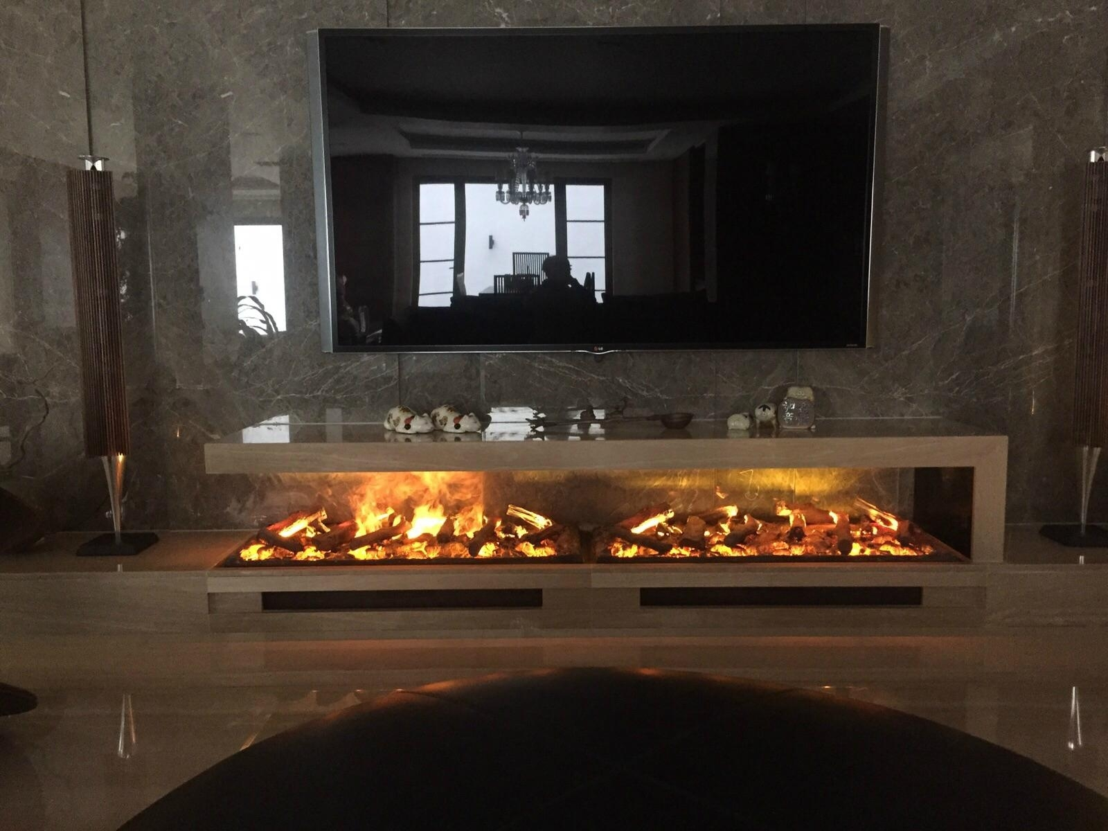 3D electric fireplace and his job - BB Fires, a leading supplier of