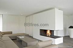 Intelligent Bio Ethanol free stand fireplace