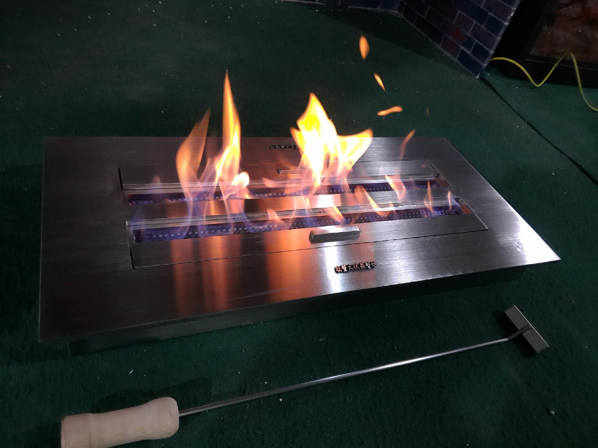 智能酒精壁炉燃烧盒 6