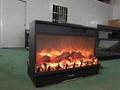 电壁炉+壁炉定做