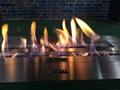 WxHxD 1400x150x350的双排火酒精