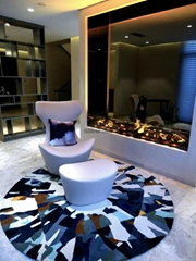 BB 3D Water Vapour Electric Fireplace in Beijing