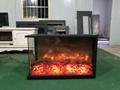 信和大屿山长沙电子壁炉--两面观火案例
