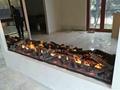 Luzern Boulevard, Kwu Tung 3054mm 3D fireplace 9