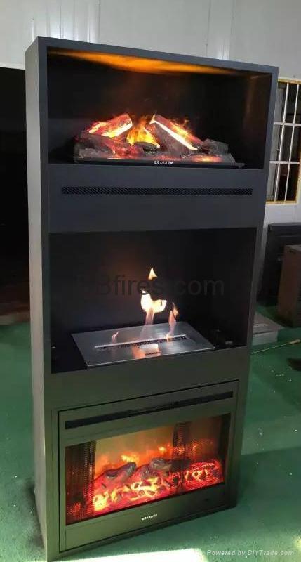 电子壁炉 S11  阳明山庄案例 19