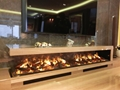 BB 3D Water Vapour Electric Fireplace in Beijing - Hong Kong -