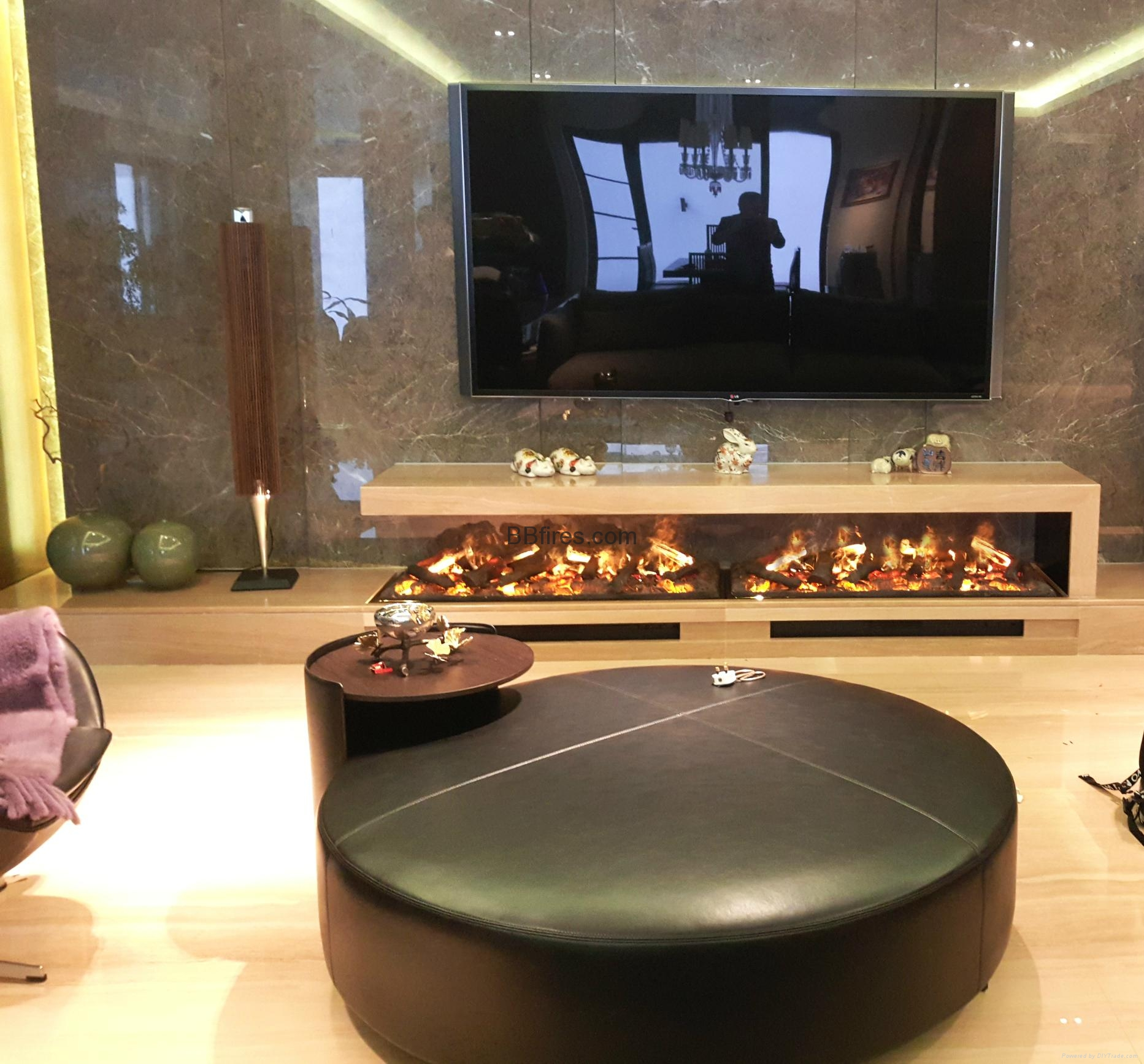 BB 3D Water Vapour Electric Fireplace in Hong Kong