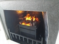 3D fireplace with heat in Chung Hom Kok, HK