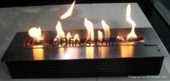 深圳君悦酒店真火的壁炉案例 16
