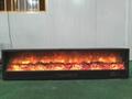 案例-清水湾乡村俱乐部电子壁炉