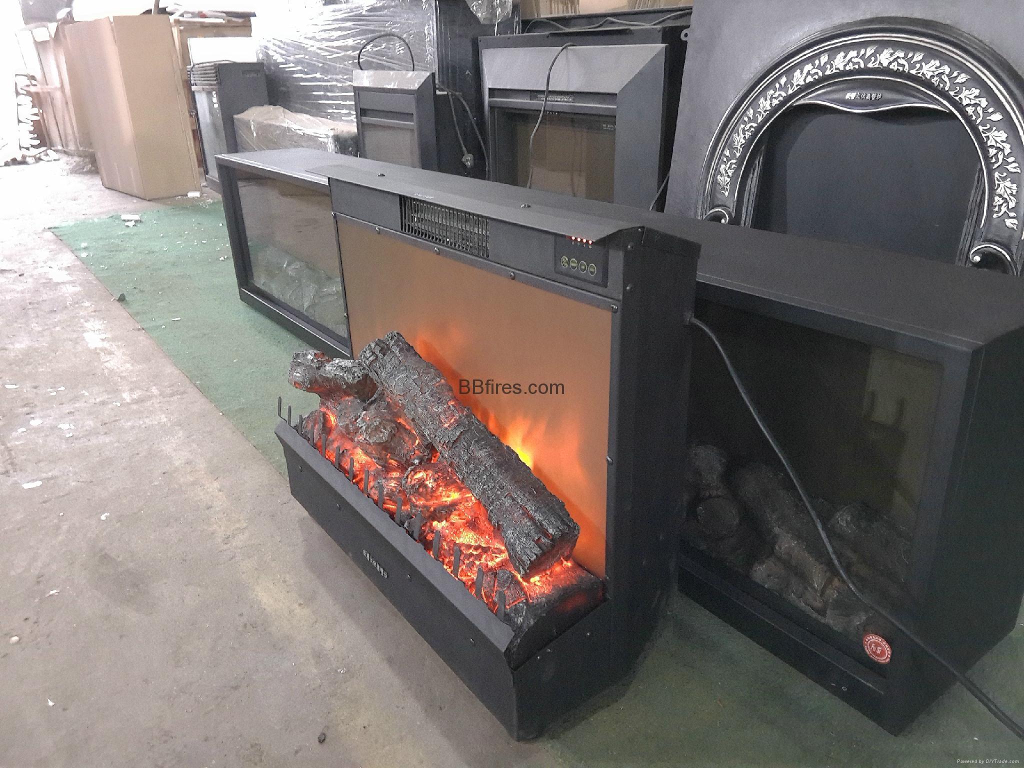 BB 特别及水晶石电子壁炉 18